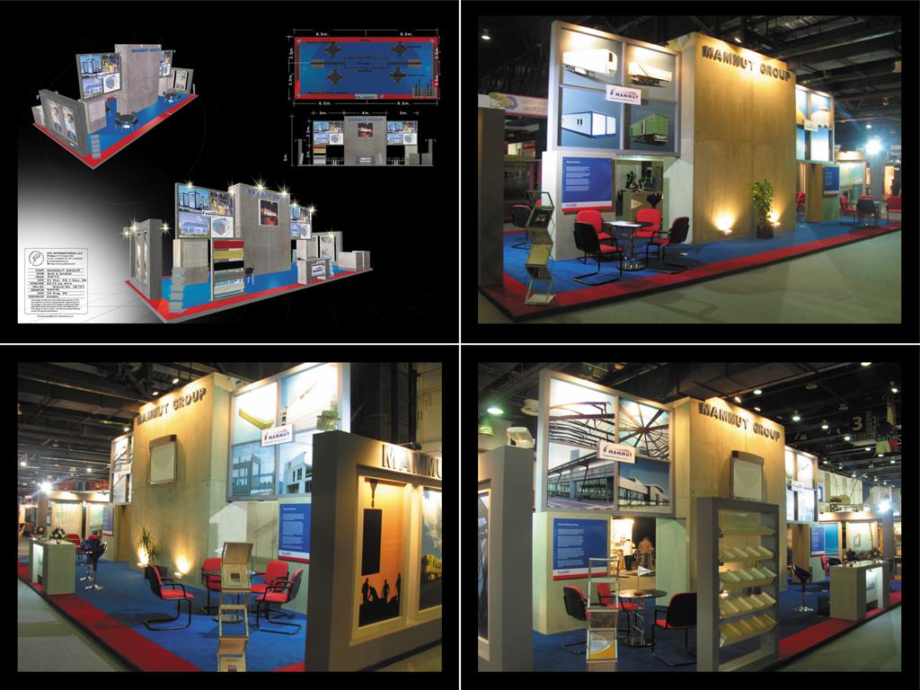 Booth builder trade show in Berlin
