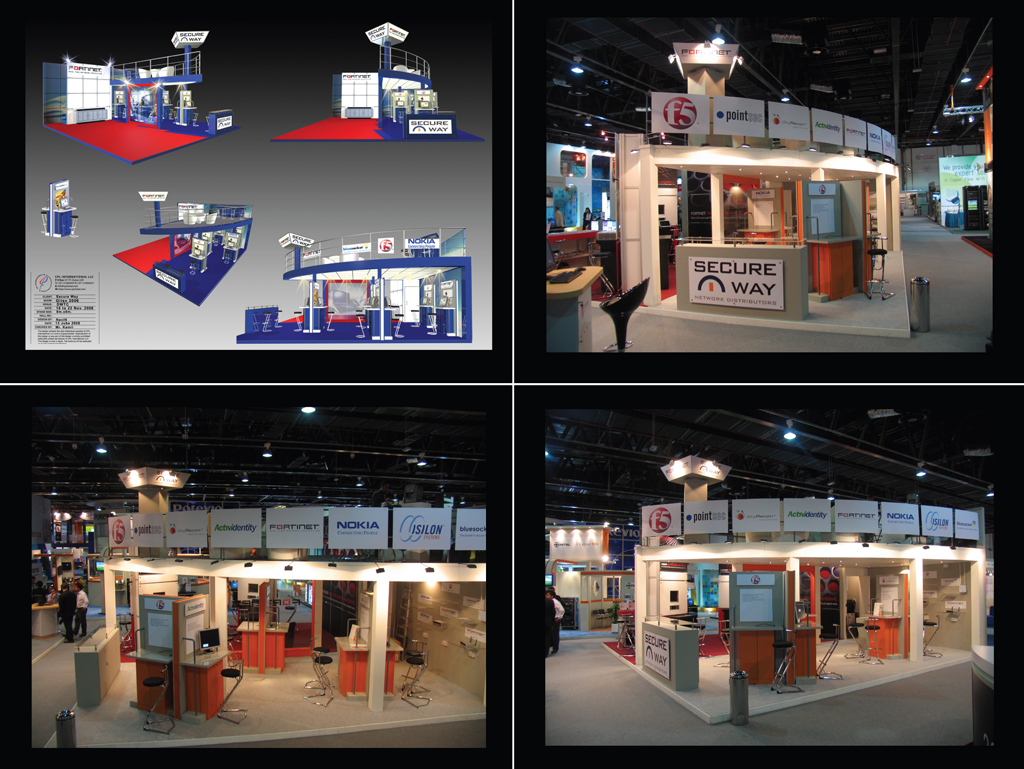 Booth Builders in Cologne