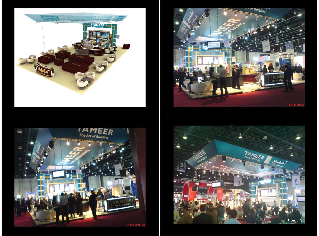 Exhibition Stand Build at K show in Dusseldorf