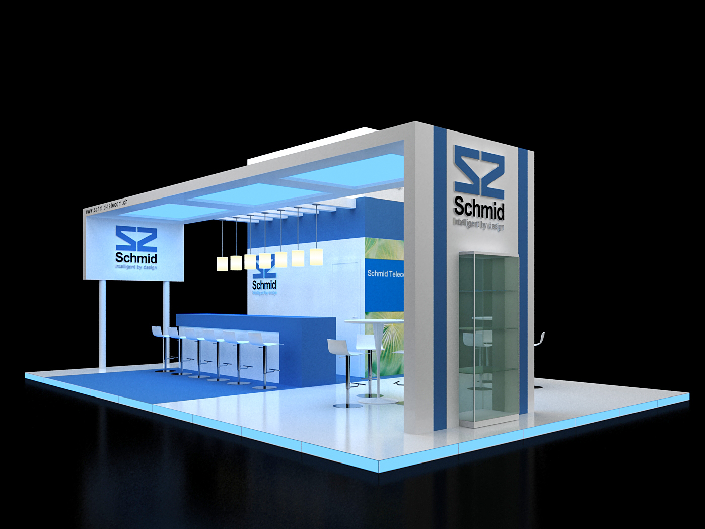 Booth Builders for CPhI