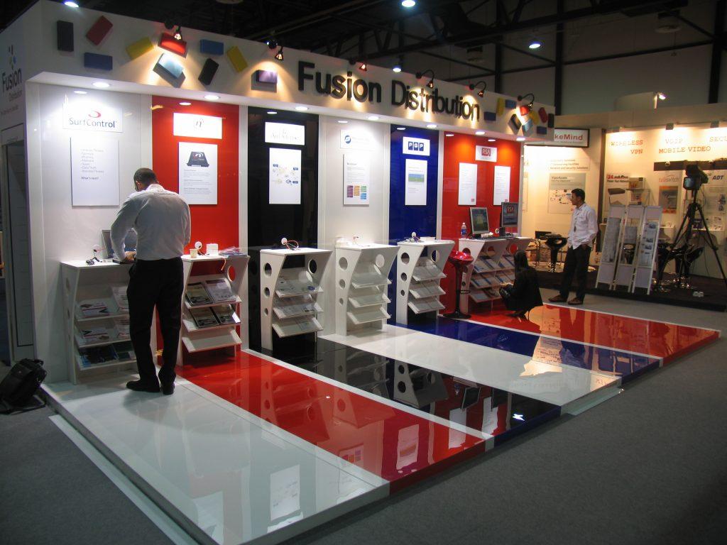 Exhibition Stand Design at Birmingham Exhibition