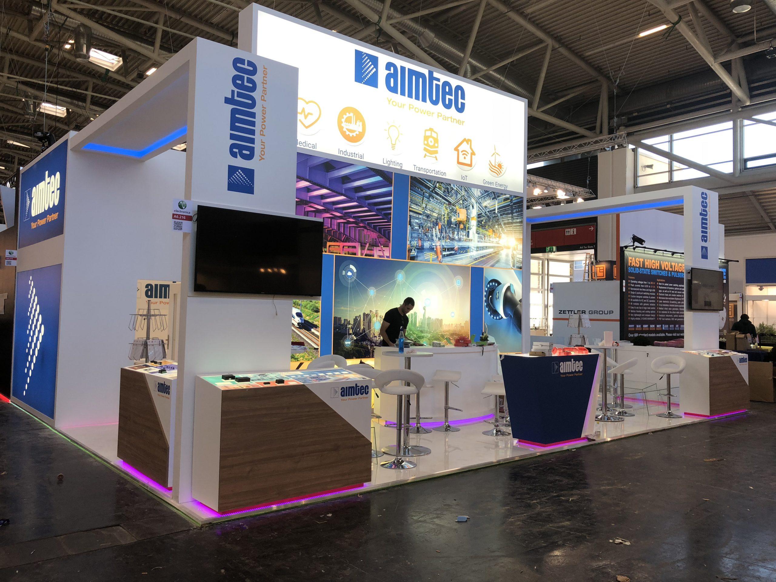 Exhibition Stand Builder in Berlin